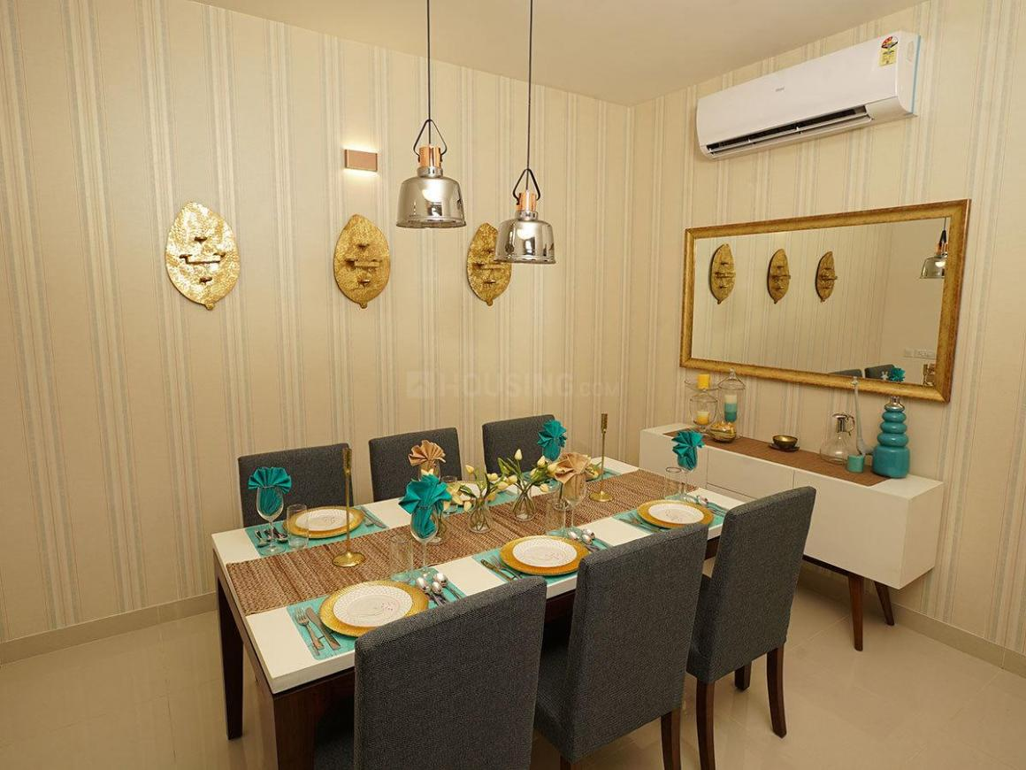 Dining Area Image of 1138 Sq.ft 2 BHK Apartment for buy in Korattur for 6690000