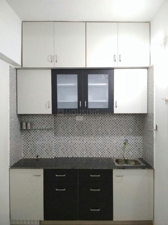 Kitchen Image of 400 Sq.ft 1 RK Apartment for buy in Sarkhej- Okaf for 1250000