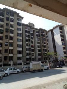 Gallery Cover Image of 650 Sq.ft 1 BHK Apartment for rent in Evershine Woods, Mira Road East for 13000