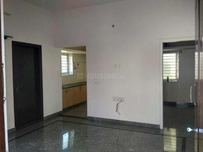 Gallery Cover Image of 625 Sq.ft 1 BHK Independent House for rent in Kasturi Nagar for 11500