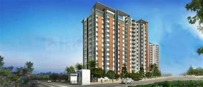 Gallery Cover Image of 1395 Sq.ft 3 BHK Apartment for rent in Jakkur for 30000