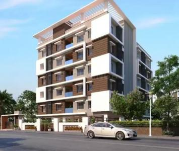 Gallery Cover Image of 1100 Sq.ft 2 BHK Apartment for buy in Uppal for 4982400