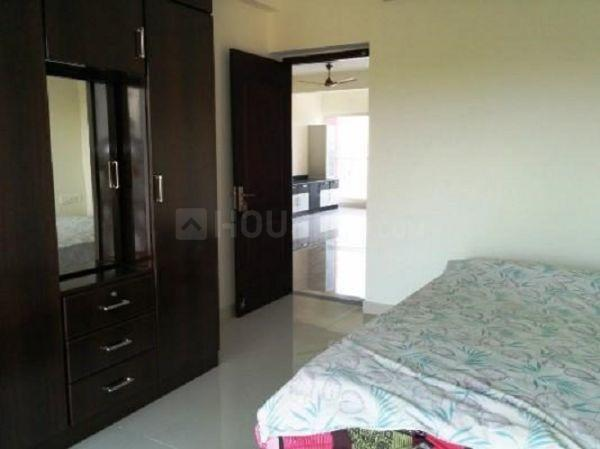 Bedroom Image of 1200 Sq.ft 3 BHK Apartment for rent in Kurla West for 75000