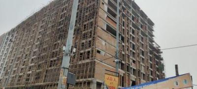 Gallery Cover Image of 492 Sq.ft 1 RK Apartment for buy in The Grand Anukampa, Shyam Nagar for 4000000