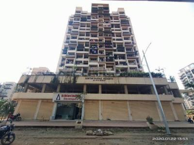 Gallery Cover Image of 670 Sq.ft 1 RK Apartment for buy in Taloja for 4000000