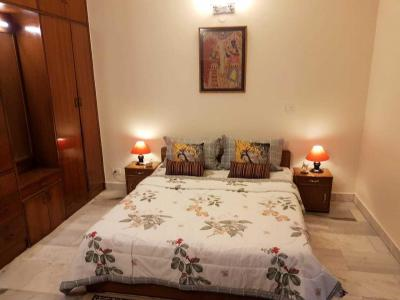 Gallery Cover Image of 500 Sq.ft 1 BHK Independent House for rent in Kalkaji for 16000