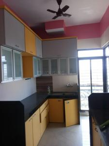 Gallery Cover Image of 1200 Sq.ft 2 BHK Apartment for rent in Seawoods for 40000