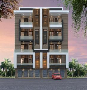Gallery Cover Image of 750 Sq.ft 2 BHK Apartment for buy in Sector-12A for 4000000
