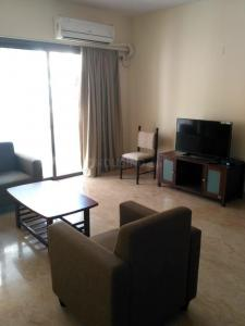 Gallery Cover Image of 2000 Sq.ft 3 BHK Apartment for rent in Bandra East for 140000