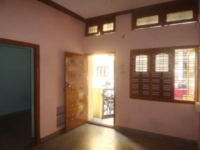 Gallery Cover Image of 550 Sq.ft 2 BHK Independent House for rent in Rajajinagar for 11000