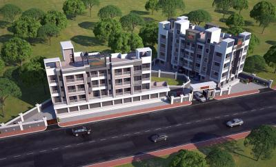 Gallery Cover Image of 650 Sq.ft 1 BHK Apartment for buy in Shelu for 1650000