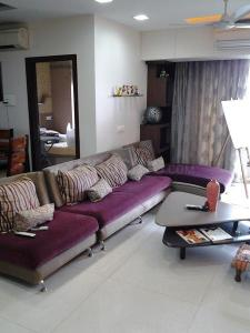 Gallery Cover Image of 1640 Sq.ft 3 BHK Apartment for rent in Kharghar for 32000