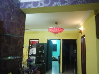 Gallery Cover Image of 1455 Sq.ft 3 BHK Apartment for rent in Happy Nook Housing Society, East Kolkata Township for 25000