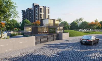 Gallery Cover Image of 640 Sq.ft 1 BHK Apartment for buy in Vichumbe for 3900000