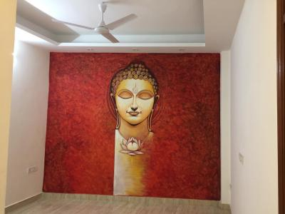 Gallery Cover Image of 1090 Sq.ft 1 BHK Independent Floor for rent in Saket Harmony, Said-Ul-Ajaib for 8000