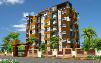 Gallery Cover Image of 1020 Sq.ft 2 BHK Apartment for buy in Lodipur for 5525000
