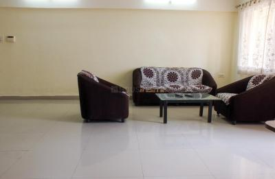 Living Room Image of 3 Bhk In Acolade in Kharadi