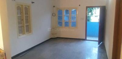Gallery Cover Image of 550 Sq.ft 1 BHK Independent Floor for rent in Hebbal Kempapura for 9000