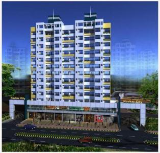 Gallery Cover Image of 500 Sq.ft 1 BHK Apartment for buy in Ornate Galaxy Phase I, Naigaon East for 3500000