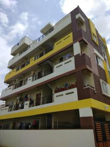Gallery Cover Image of 450 Sq.ft 1 BHK Independent Floor for rent in Rayasandra for 7500