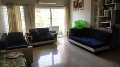 Gallery Cover Image of 2050 Sq.ft 3 BHK Apartment for buy in Pacifica Green Acres, Prahlad Nagar for 13000000