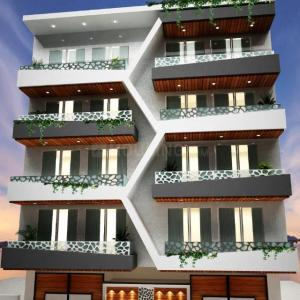 Gallery Cover Image of 1300 Sq.ft 3 BHK Apartment for buy in Tilak Nagar for 17000000