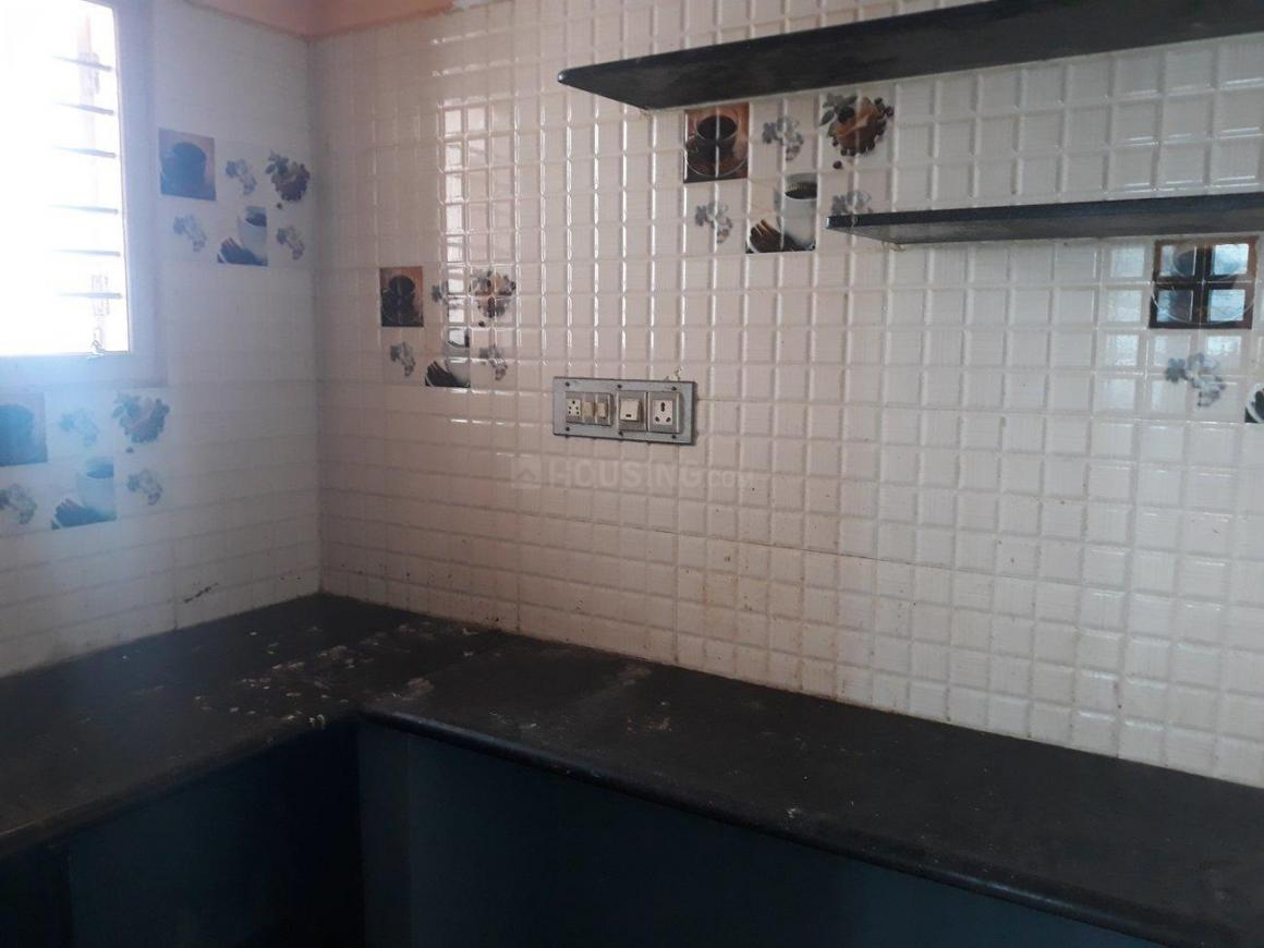 Kitchen Image of 550 Sq.ft 1 BHK Independent Floor for rent in Hongasandra for 7500