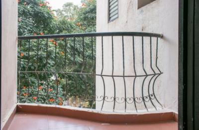 Balcony Image of F-511,platinum City in Yeshwanthpur