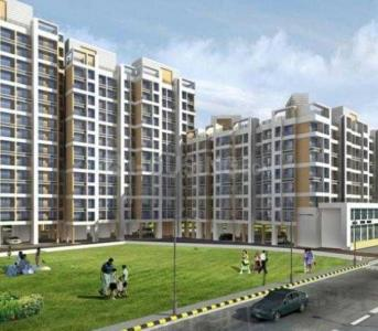 Gallery Cover Image of 550 Sq.ft 1 BHK Apartment for buy in Squarefeet Imperial Square, Thane West for 4600000