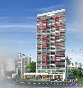 Gallery Cover Image of 1043 Sq.ft 1 BHK Apartment for buy in Om Shivam Apartments, Kamothe for 8000000
