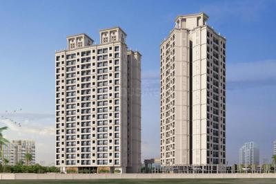 Gallery Cover Image of 711 Sq.ft 1 BHK Apartment for buy in Raj Akshay, Mira Road East for 5332500