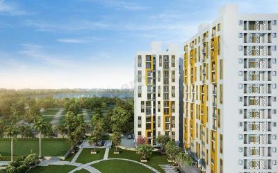 Gallery Cover Image of 1300 Sq.ft 3 BHK Apartment for buy in Tata Value Homes New Haven Ribbon Walk, Mambakkam-Chengalpattu  for 8000000