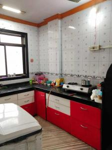 Kitchen Image of PG Homes in Airoli