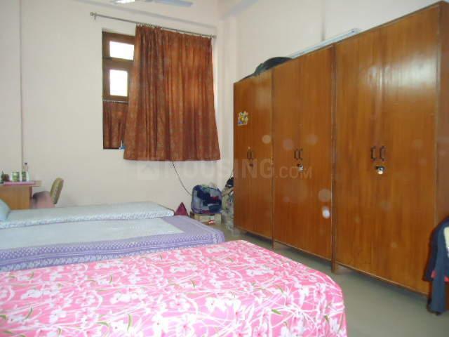 Bedroom Image of Saroj Niwas PG in Kamla Nagar