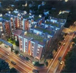 Gallery Cover Image of 1560 Sq.ft 3 BHK Apartment for buy in Pallikaranai for 9516000
