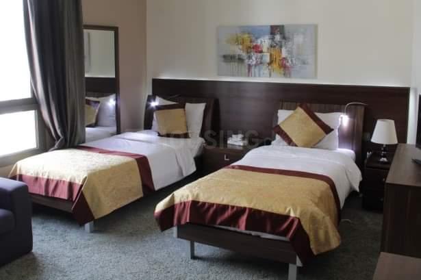 डीएलएफ फेज 2 में सोनाली के बेडरूम की तस्वीर