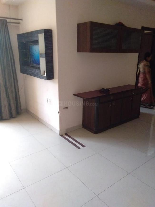 Living Room Image of 700 Sq.ft 1 BHK Apartment for rent in Thane West for 23000