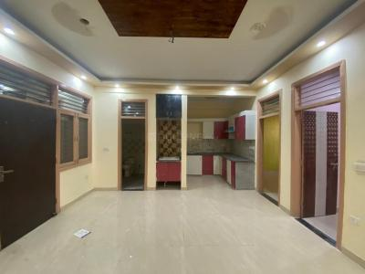 Gallery Cover Image of 1250 Sq.ft 3 BHK Independent Floor for rent in Green Residency, Noida Extension for 10000