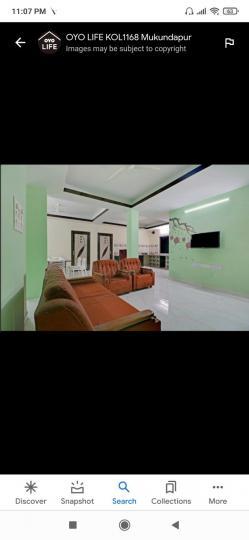Living Room Image of Oyo Life K1168 in Kasba