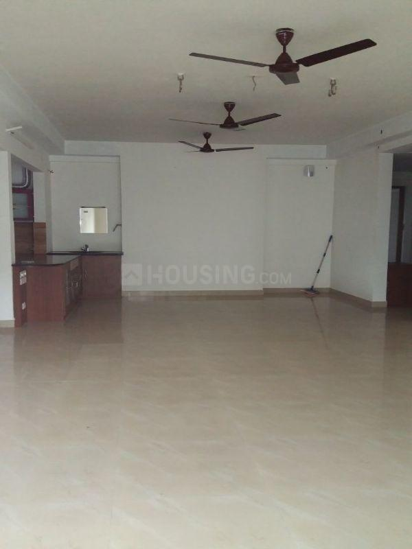 Living Room Image of 700 Sq.ft 1 BHK Apartment for rent in Thoraipakkam for 19000