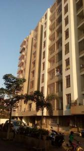 Gallery Cover Image of 710 Sq.ft 1 BHK Apartment for rent in Ritu Glorious, Mira Road East for 13500