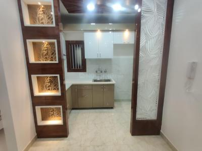 Gallery Cover Image of 560 Sq.ft 2 BHK Apartment for buy in Dwarka Mor for 2150000