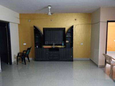 Gallery Cover Image of 1377 Sq.ft 3 BHK Apartment for rent in PNR Ishaa Lake Front, HSR Layout for 28000