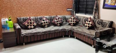 Gallery Cover Image of 1100 Sq.ft 1 BHK Apartment for buy in New Maninagar for 1800000