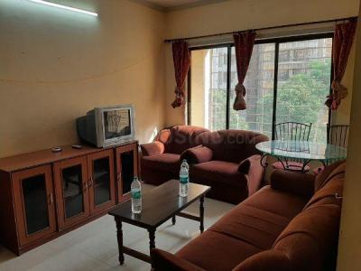 Gallery Cover Image of 665 Sq.ft 1 BHK Apartment for rent in Hiranandani Estate for 20000