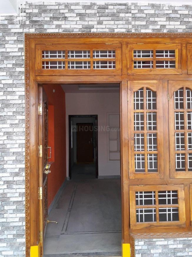 Main Entrance Image of 1250 Sq.ft 1 BHK Independent House for buy in Krishna Reddy Pet for 6500000