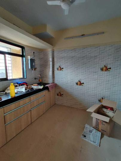 Kitchen Image of 650 Sq.ft 1 BHK Apartment for rent in Sion for 33000