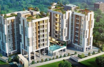 Gallery Cover Image of 1279 Sq.ft 3 BHK Apartment for buy in Ghose Bagan for 12757500
