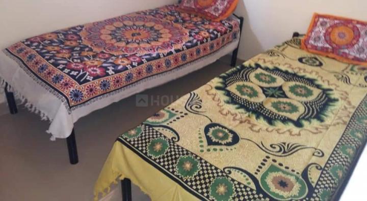 Bedroom Image of Sai Sadan Boys PG in Kharadi