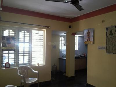 Gallery Cover Image of 800 Sq.ft 2 BHK Independent Floor for rent in Vijayanagar for 12500